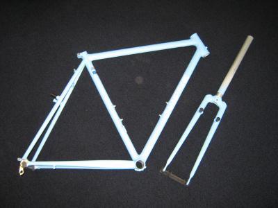 CHAMPIONE custom steel frame