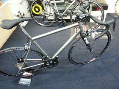 Lynskey 2016 R240 Ultegra Di2 Titanium bike