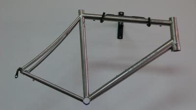Lynskey  R240 with hand brushed & etched logo