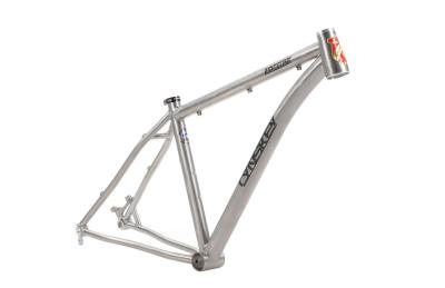 Lynskey 2016 Ridgeline 29 frame with mill finish