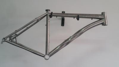 Lynskey 2015 PRO650 VF with hand brushed & etched logo