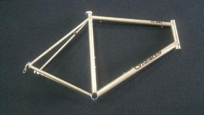 Lynskey 2015 R150 road frame with 3D graphic