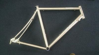 Lynskey 2014 Sportive with mill finish