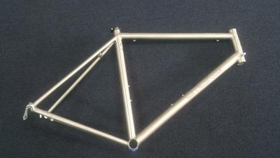 Lynskey 2014 R140 road frame with etched logo
