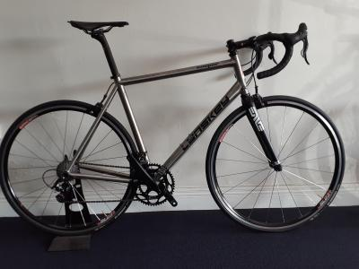 Cooper with Campagnolo Athena 11 speed